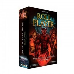 Roll Player Monstruos y...