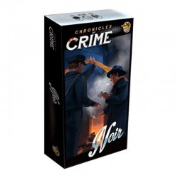Crónicas del Crimen Exp. Noir