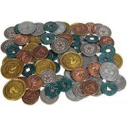 Set de Monedas Metálicas -...