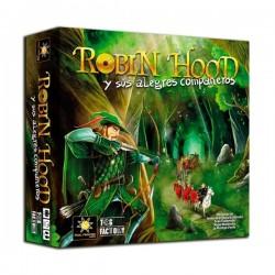 Robin Hood y sus Algegres...