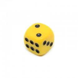 Dado Amarillo 16mm