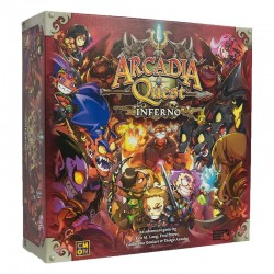 Arcadia Quest Infierno...