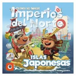Islas Japonesas - Colonos...