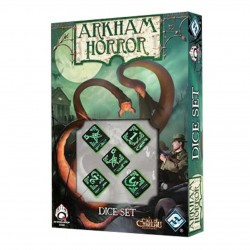 Arkham Horror - Black/Green...