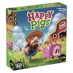 Happy Pigs (Inglés)