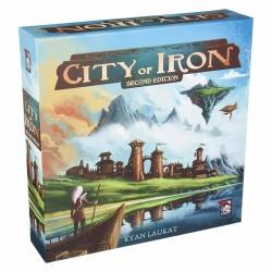 City of Iron  Second...
